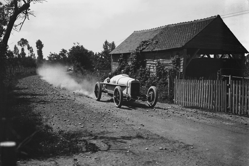 Centenary of the 1921 French Grand Prix