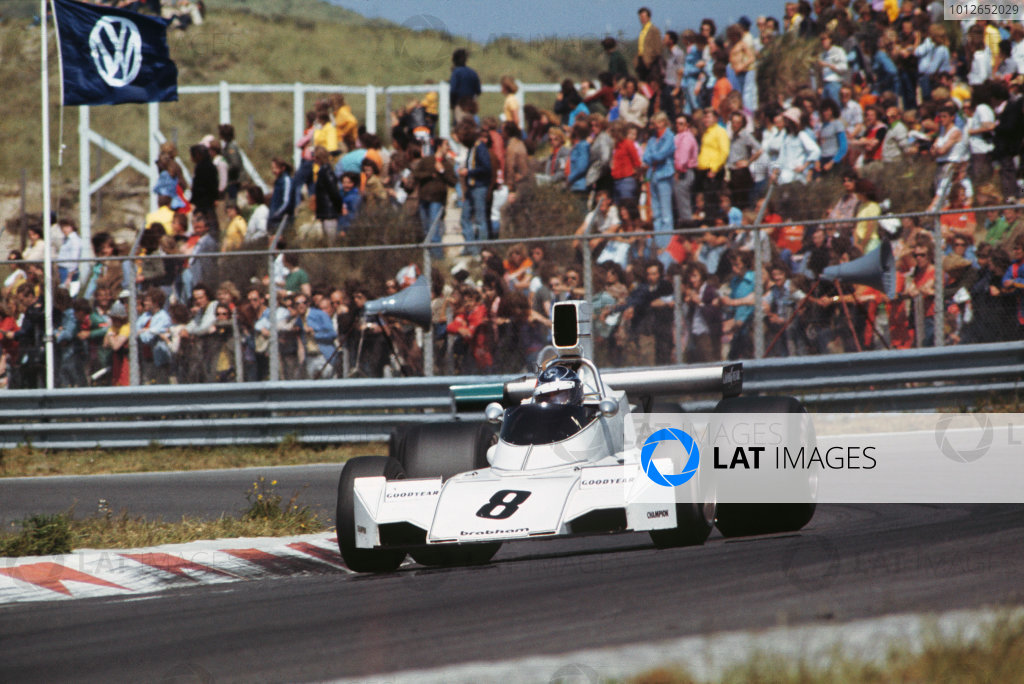 Zandvoort, Holland. 21st - 23rd June 1974.