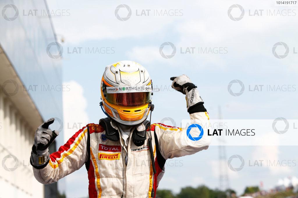 2014 GP2 Series Round 7. Hungaroring, Budapest, Hungary. Saturday 26 July 2014. Arthur Pic (FRA, Campos Racing)  Photo: Sam Bloxham/GP2 Series Media Service. ref: Digital Image _SBL7694