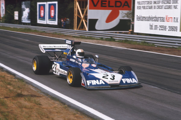 1973 Belgian Grand Prix.  Zolder, Belgium. 18-20th May 1973.  Mike Hailwood, Surtees TS14A Ford.  Ref: 73BEL95. World Copyright: LAT Photographic