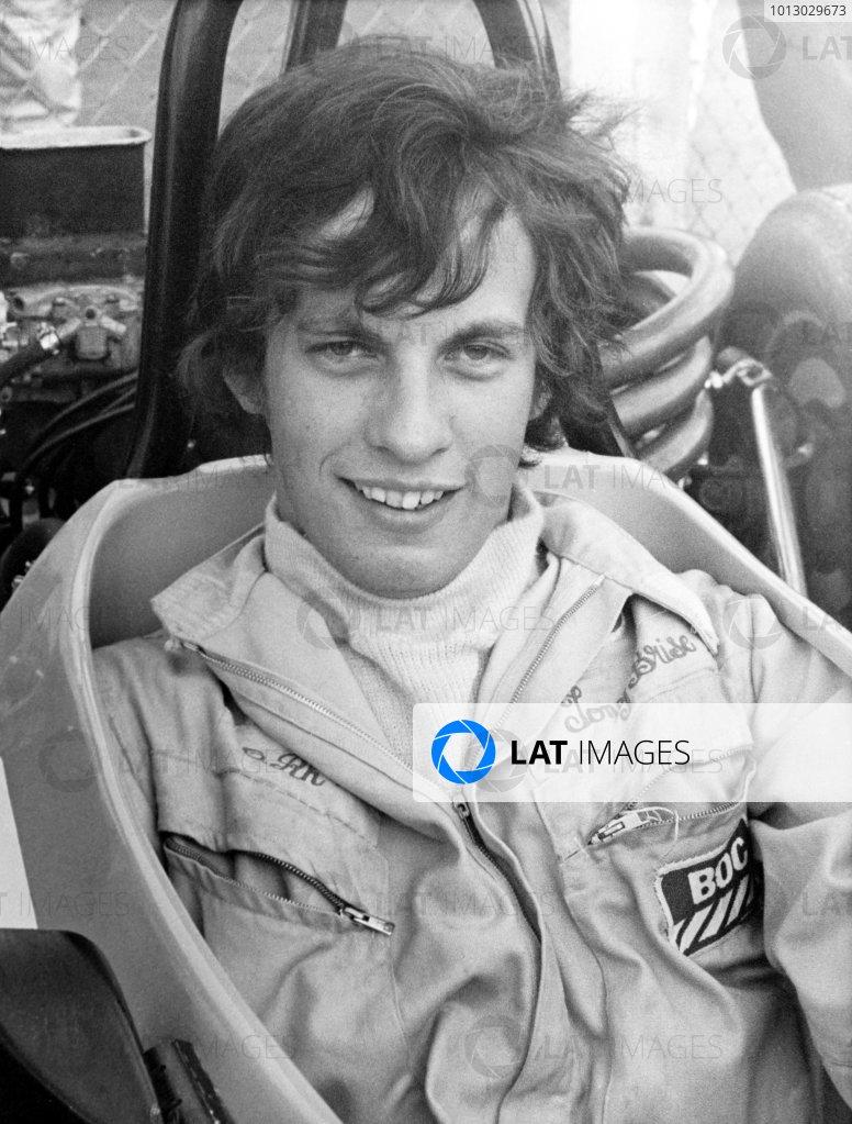 1971 BOC Formula Ford 1600 Championship.Tony Brise.World Copyright: LAT Photographic