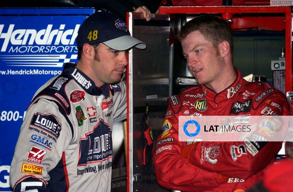 2003 NASCAR-Phoenix International Speedway,USA,November,1-2,