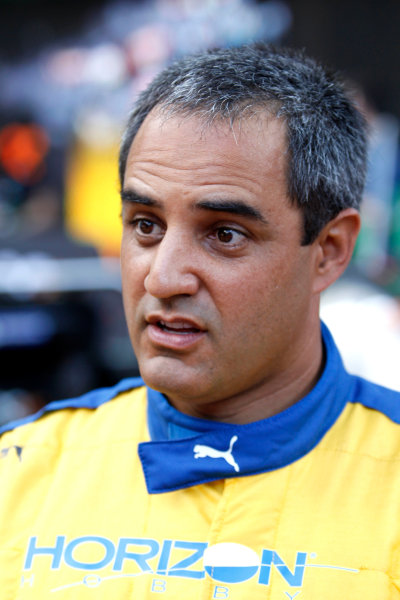 2017 Race of Champions Miami, Florida, USA Friday 20 January 2017 Juan Pablo Montoya  World Copyright: Alexander Trienitz/LAT Photographic ref: Digital Image 2017-24h-RoC-MIA-AT2-0015