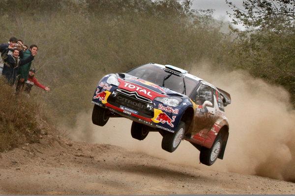 Round 05, Rally Argentina26th - 29th April 2012Mikko Hirvonen, Citroen, actionWorldwide Copyright: McKlein/LAT