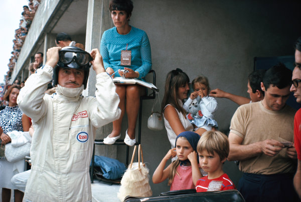 1967 Formula 1 World Championship.