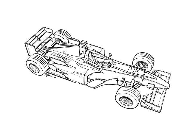 Formula 1 Photos 1998