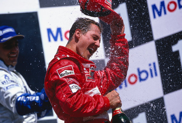 2002 German Grand Prix.