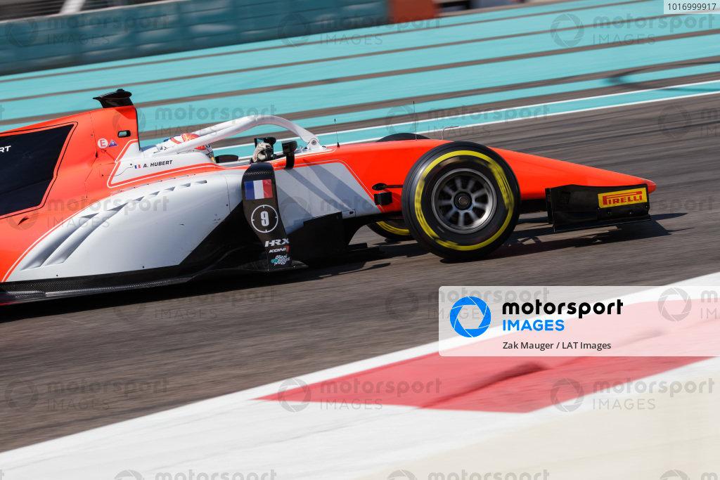 Anthoine Hubert (FRA, MP Motorsport).