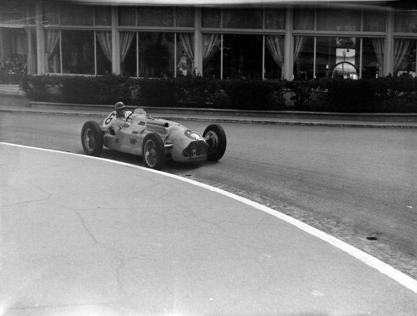 Johnny Claes, Talbot-Lago T26C.