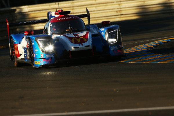 #23  Panis Barthez Racing Ligier JSP217 - Rene Binder, Julien Canal, Mathias Beche