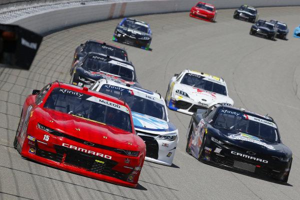#15: B.J. McLeod, JD Motorsports, Chevrolet Camaro teamjdmotorsports.com