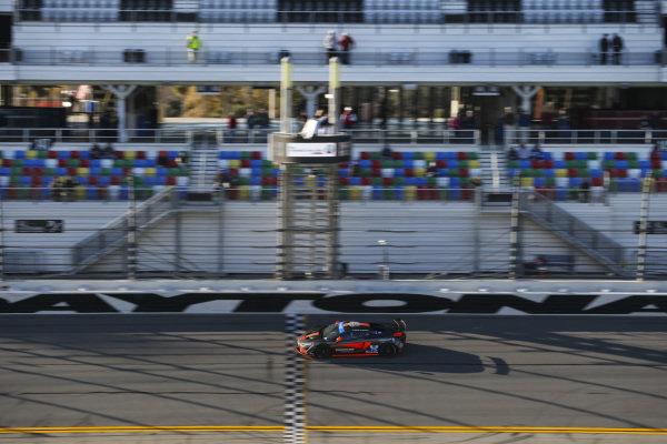 #75 Compass Racing McLaren GT4, GS: Paul Holton, Kuno Wittmer