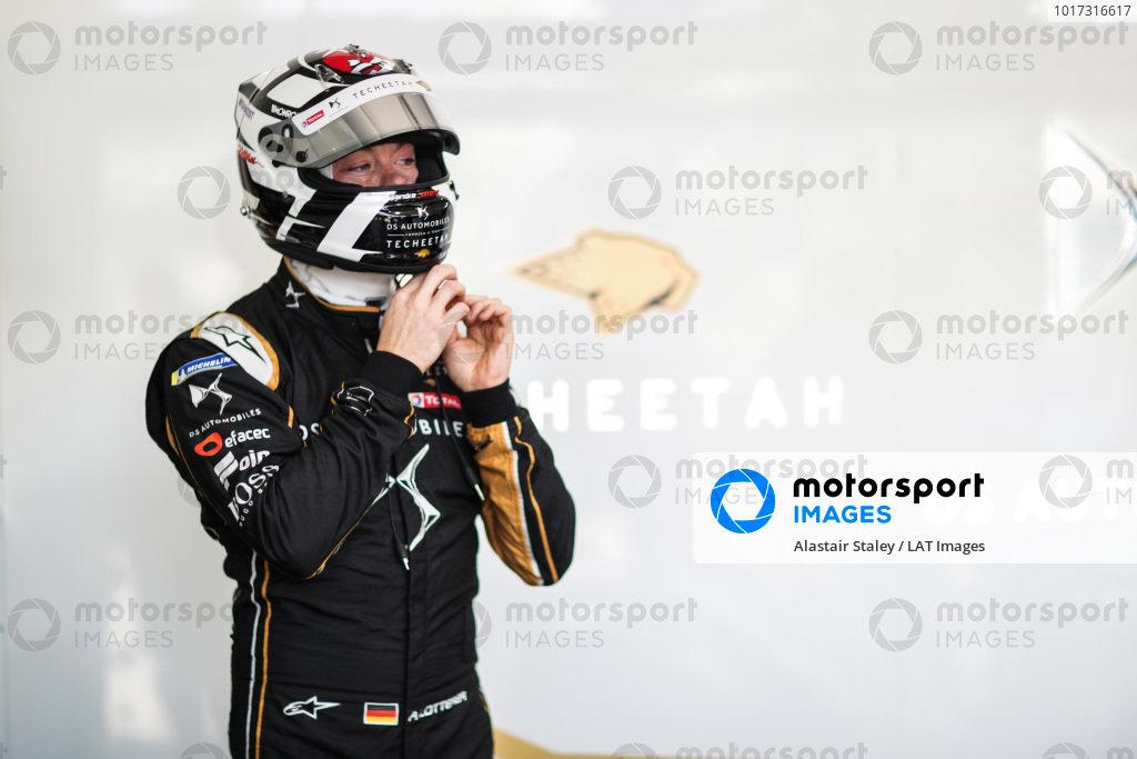 Andre Lotterer (DEU), DS TECHEETAH, prepares to go on track