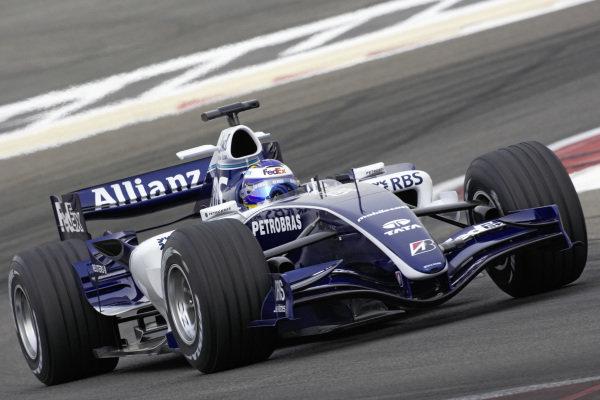 Nico Rosberg, Williams FW28 Cosworth.