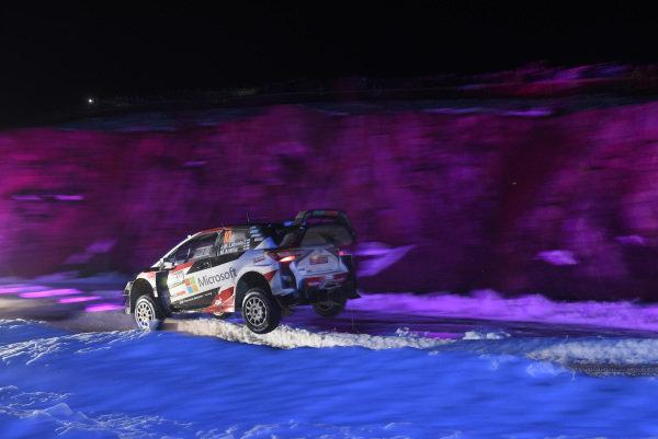 Kris Meeke, Toyota Gazoo Racing, Toyota Yaris WRC 2019