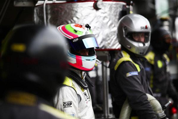 #4 ByKolles Racing Team Enso CLM P1/01 - Gibson: Bruno Spengler