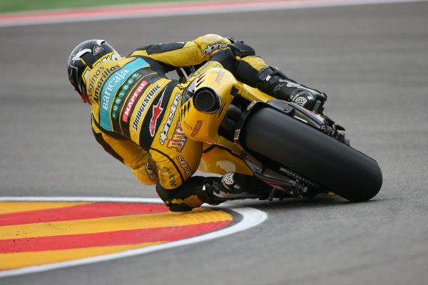 Spain Aragon 17-19 September 2010Hector Barbera Paginas Amarillas Aspar Ducati Team