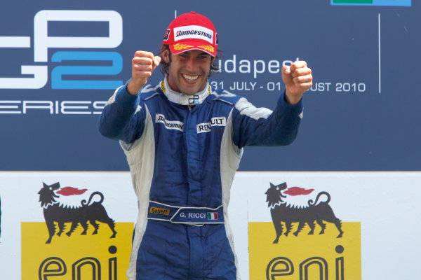 Hungaroring, Budapest, Hungary. 1st August.