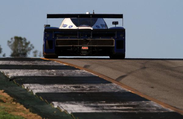 18-20 April, 2013, Braselton, Georgia USA A Daytona Prototype crests a hill. ©2013, R D. Ethan LAT Photo USA