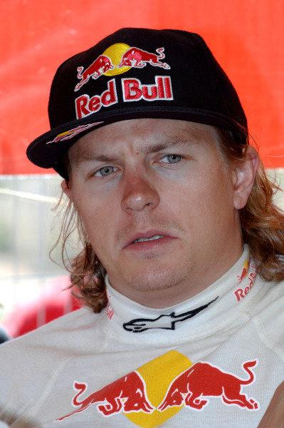 Kimi Raikkonen (FIN) Red Bull Citroen. FIA World Rally Championship, Rd 6, Rally Portugal Day One, Faro, Portugal, 28 May 2010.