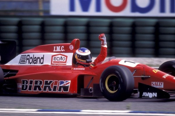 Marc Goossens (BEL) Lola