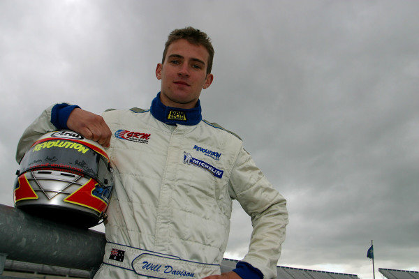 Will Davison (AUS) Alan Docking Racing.