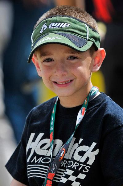 26-28 May, 2011, Charlotte, North Carolina,  USALittle Hendrick Motorsports fan© 2011, LAT SouthLAT Photo USA