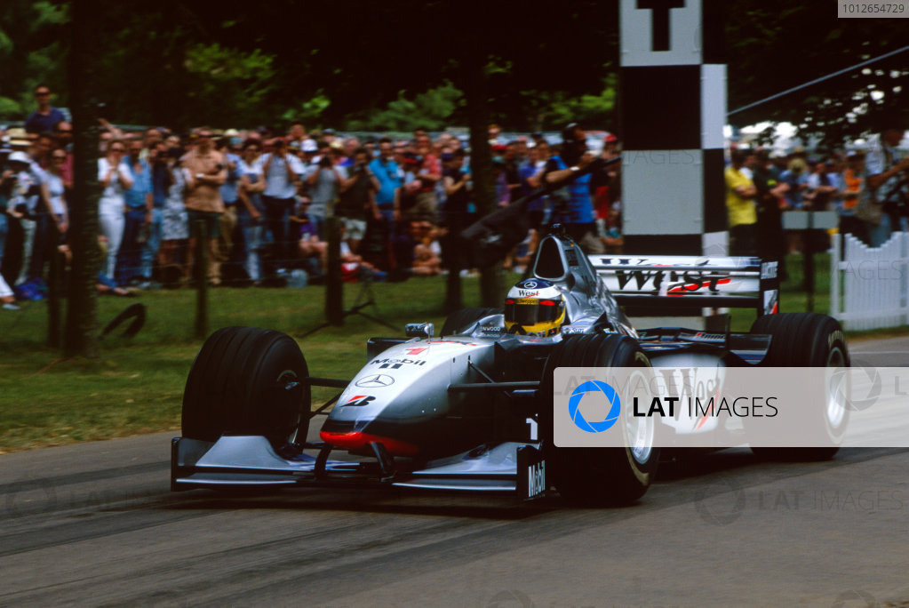 1999 Goodwood Festival of Speed.
