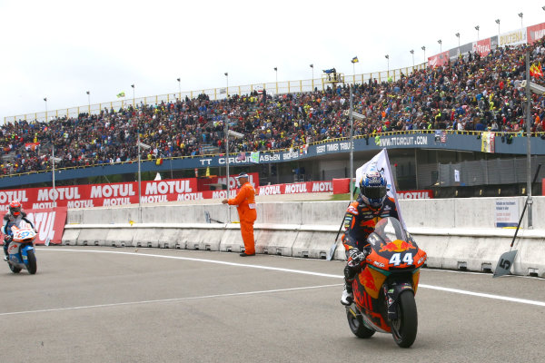 2017 Moto2 Championship - Round 8 Assen, Netherlands Sunday 25 June 2017 Miguel Oliveira, Red Bull KTM Ajo World Copyright: David Goldman/LAT Images ref: Digital Image 680202