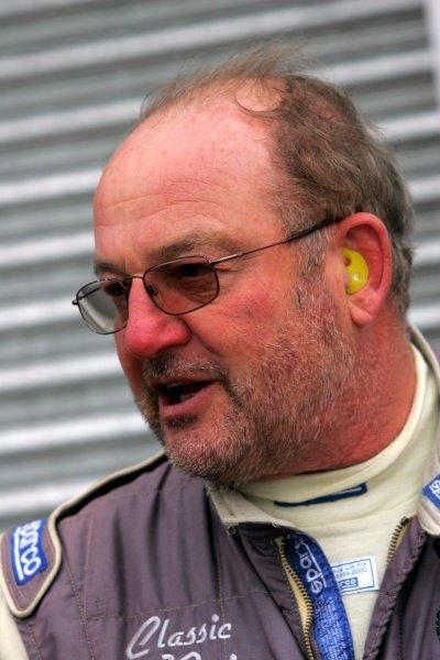 Historic Car Racing, Donington, England, 20 April 2008