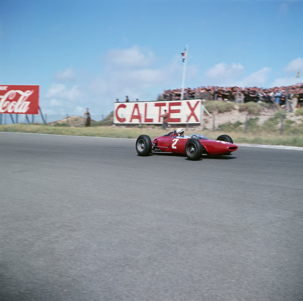 Zandvoort, Holland. 23 June 1963.