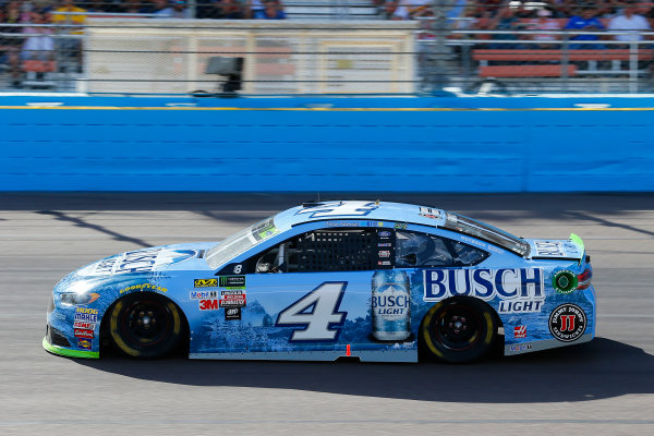 Monster Energy NASCAR Cup Series Can-Am 500 Phoenix Raceway, Avondale, AZ USA Sunday 12 November 2017 Kevin Harvick, Stewart-Haas Racing, Busch Light Ford Fusion World Copyright: Russell LaBounty LAT Images