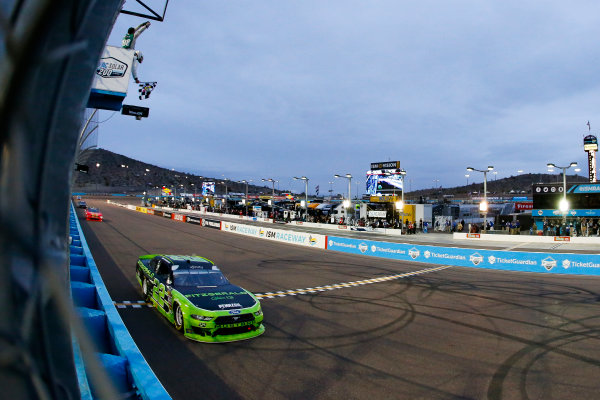 NASCAR Xfinity Series DC Solar 200 ISM Raceway, Phoenix, AZ USA Saturday 10 March 2018 Brad Keselowski, Team Penske, Ford Mustang Fitzgerald Glider Kits wins World Copyright: Barry Cantrell NKP / LAT Images