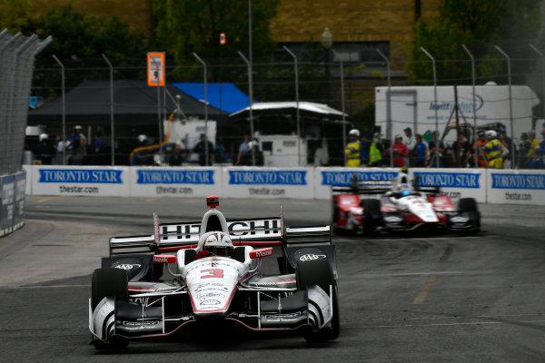 Verizon IndyCar Series Honda Indy Toronto Toronto, ON CAN Sunday 16 July 2017 Helio Castroneves, Team Penske Chevrolet World Copyright: Scott R LePage LAT Images ref: Digital Image lepage-170716-to-4660