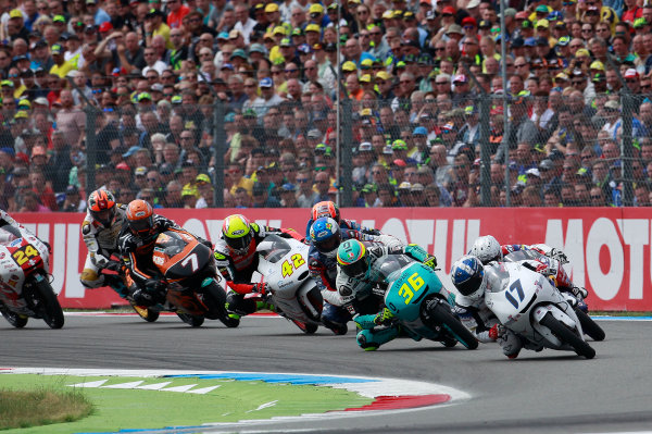 2017 Moto3 Championship - Round 8 Assen, Netherlands Sunday 25 June 2017 John McPhee, British Talent Team World Copyright: David Goldman/LAT Images ref: Digital Image 680147