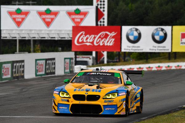 7-10 July 2016, Bowmanville, Ontario Canada 97, BMW, M6 GT3, GTD, Michael Marsal, Markus Palttala ?2016, Scott R LePage  LAT Photo USA