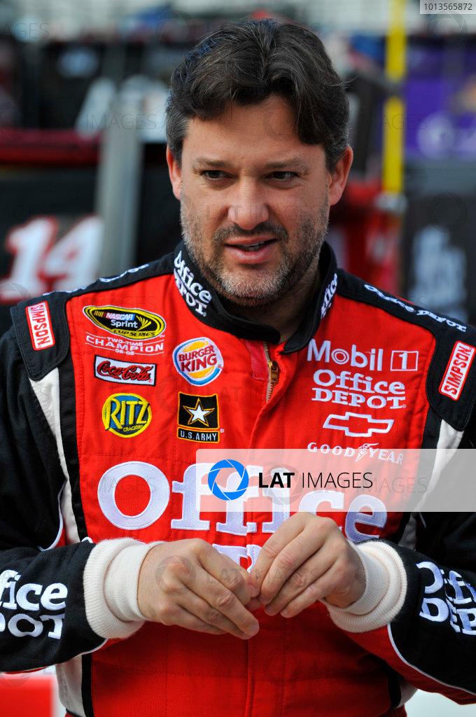 18-20 March 2011, Bristol, Tennessee, USATony Stewart©2011, LAT SouthLAT Photo, USA