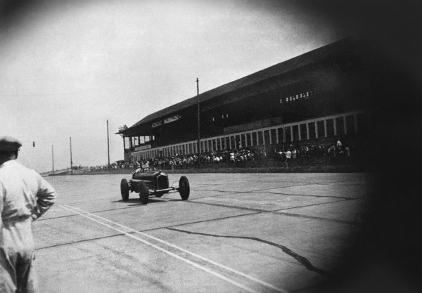 Nurburgring, Germany. 28 July 1935.