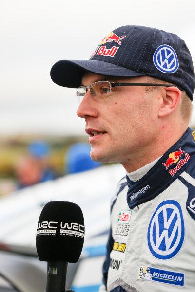 2016 FIA World Rally Championship, Round 13, Wales Rally GB 2016 October 27 - 30, 2016 Jari-Matti Latvala, VW, portrait  Worldwide Copyright: McKlein/LAT