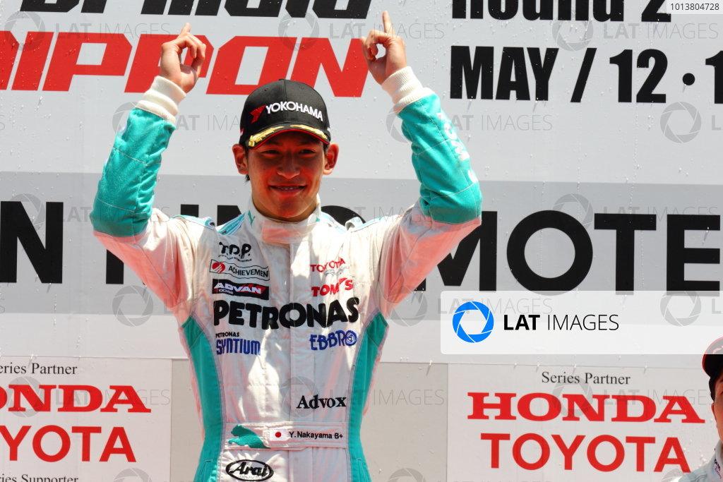 2012 Japanese Formula 3 Championship.