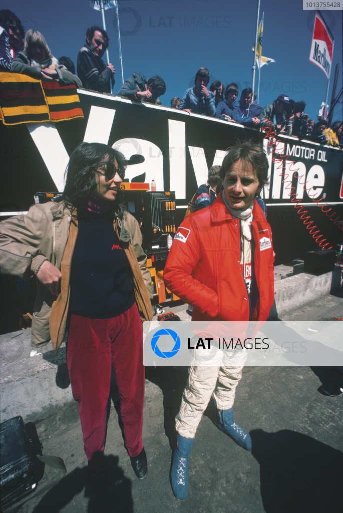 Zolder, Belgium. 2 - 4 May 1980. 