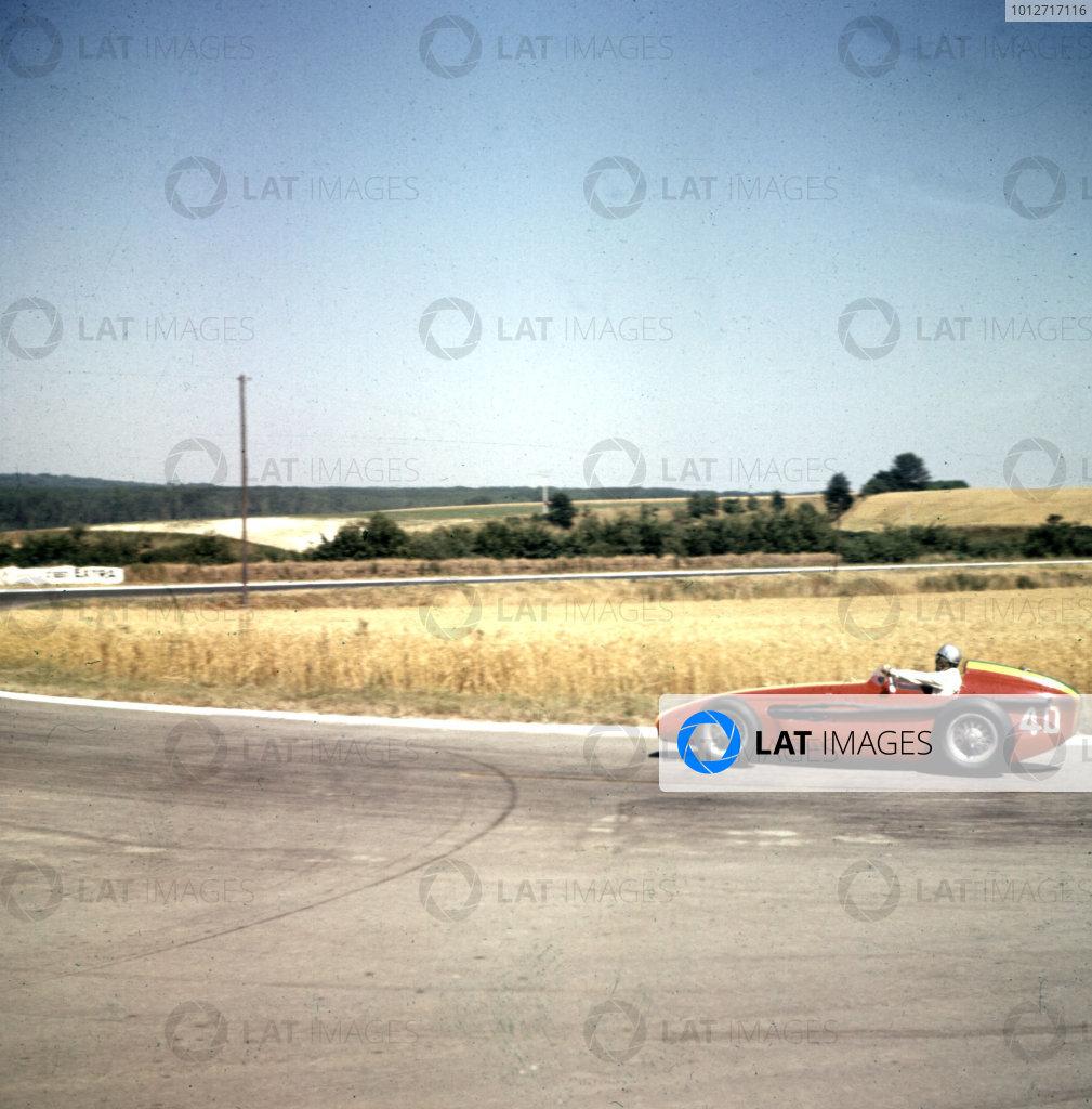 1959 French Grand Prix.