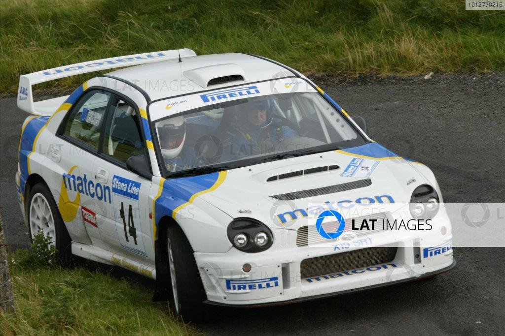 2002 British Rally Championship