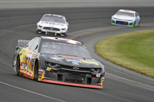 #37: Chris Buescher, JTG Daugherty Racing, Chevrolet Camaro Kroger Fast Start