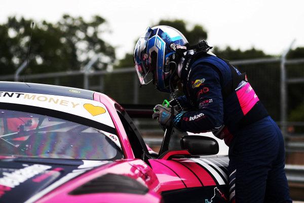 Ian Loggie - RAM Racing Mercedes-AMG GT3