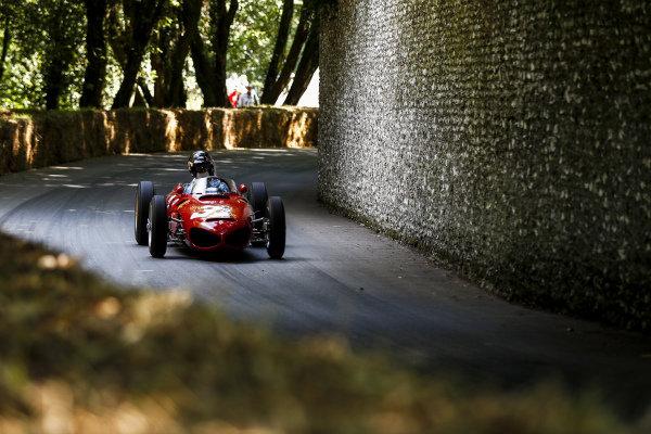 Jason Wright, Ferrari 156 Sharknose