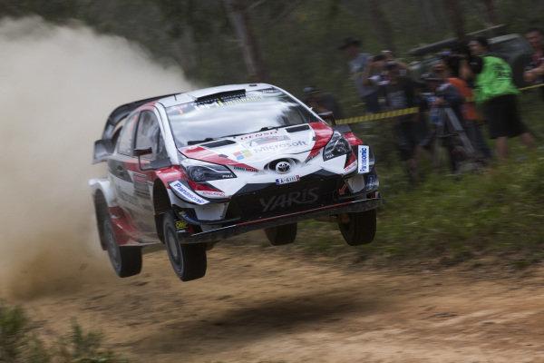 Jari-Matti Latvala, Toyota Gazoo Racing, Toyota Yaris WRC 2018