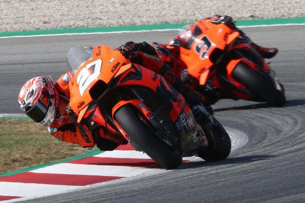 Iker Lecuona, KTM Tech3.