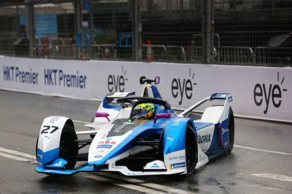Alexander Sims (GBR) BMW I Andretti Motorsports, BMW iFE.18