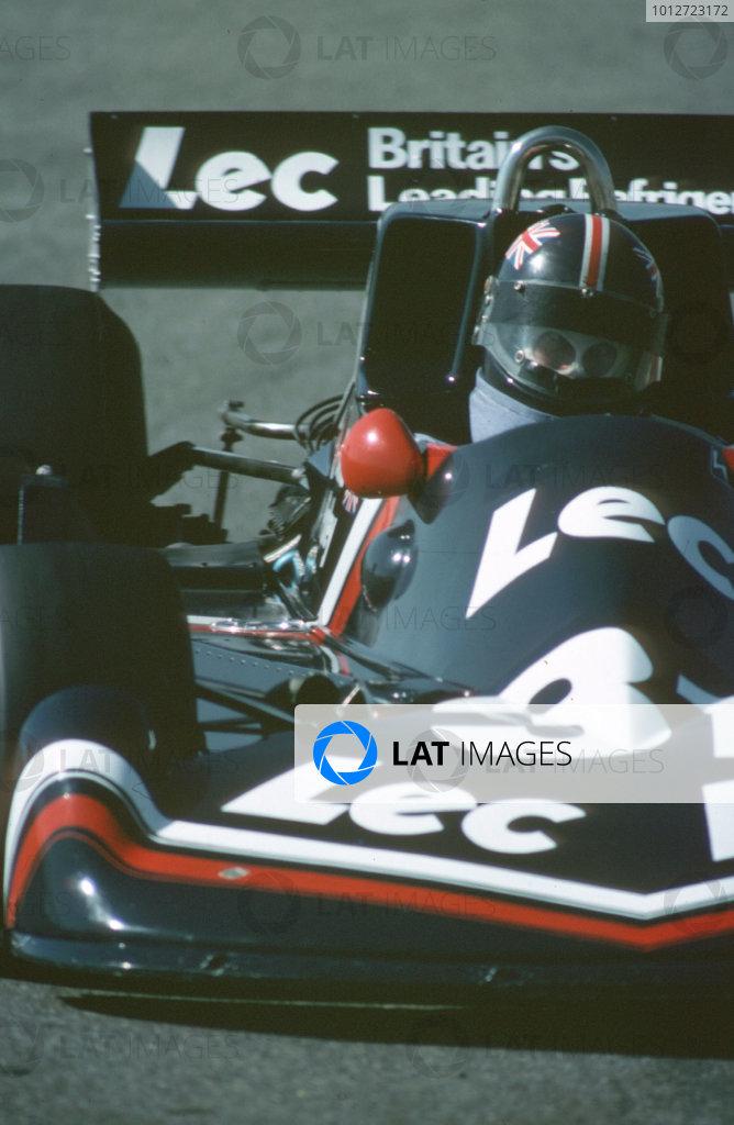 1977 Spanish Grand Prix.